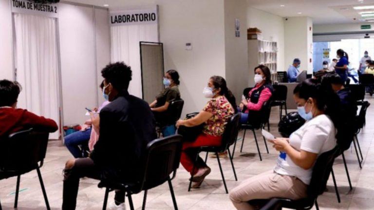 Pacientes denuncian falta de pruebas rápidas en triajes de Tegucigalpa