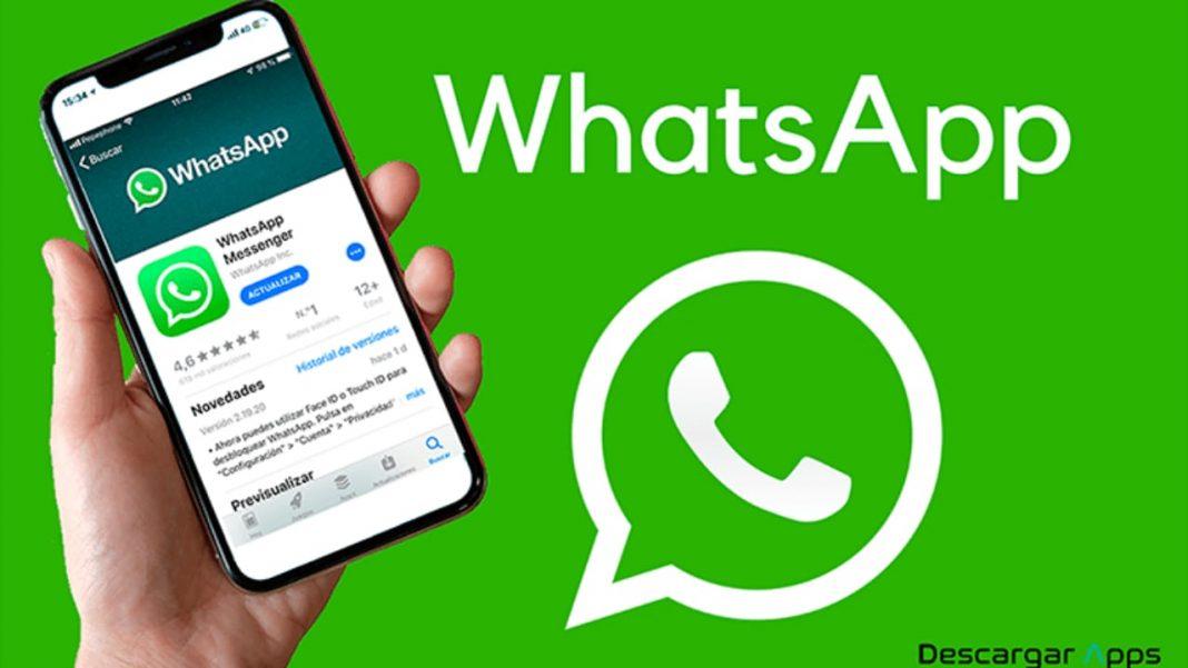 WhatsApp actualizaciones y cambios