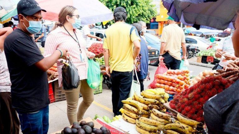 BCH: Inflación en Honduras aumentó a 0,40 % en abril de 2021