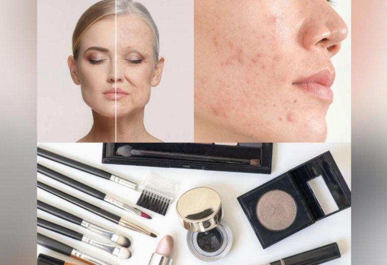 ¿Cuáles son las consecuencias de usar brochas sucias y maquillaje vencido?