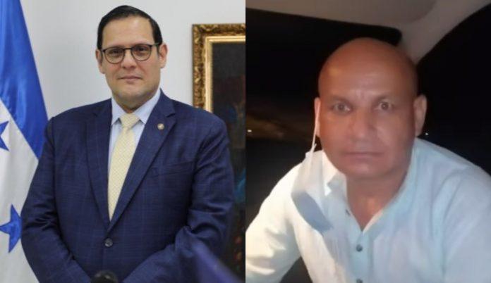 Lisandro Rosales amenazas