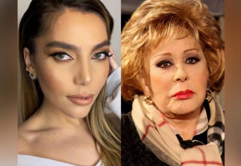 Silvia Pinal está «cegada», dice Frida Sofía: arremete contra su «manipulador»