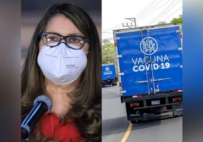 Hasta el lunes iniciará inmunización con vacunas de El Salvador, dice el PAI