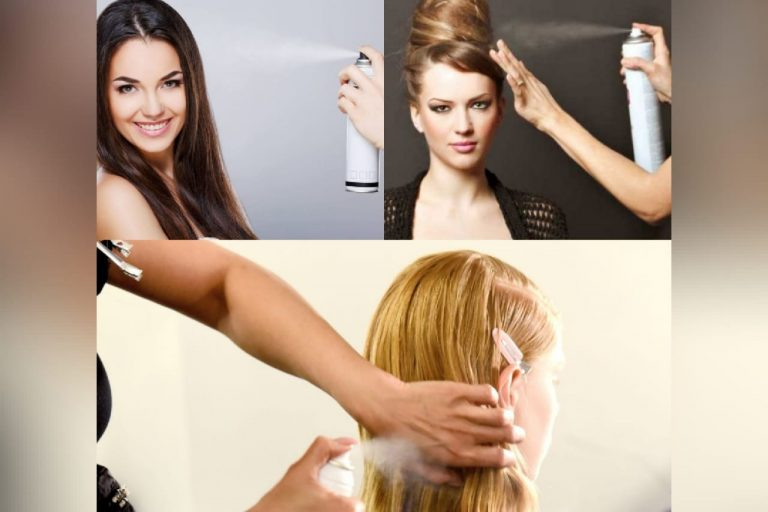 DE MUJERES| ¿Cómo afecta el fijador en spray el cuero cabelludo?