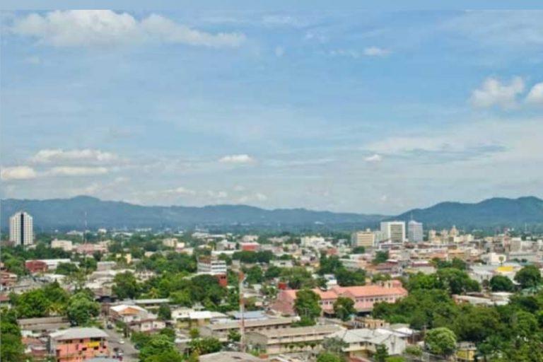 CLIMA DEL DOMINGO   Condiciones secas en la mayor parte de Honduras