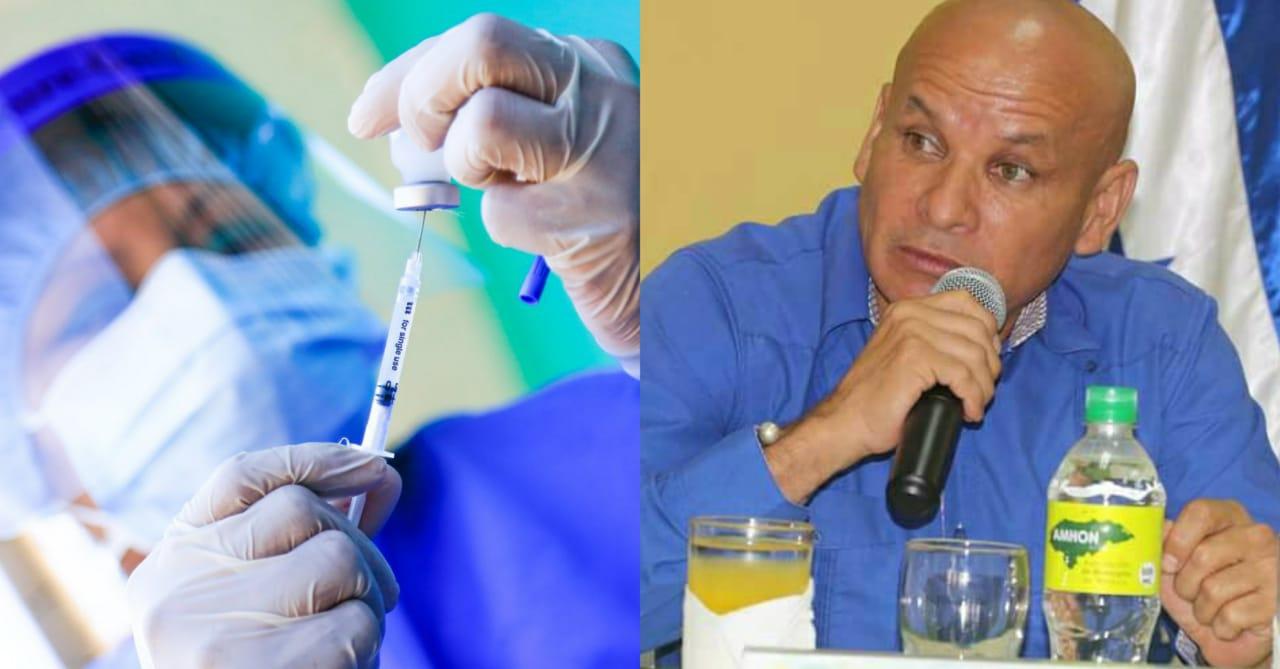 vacunas covid Johnson Honduras