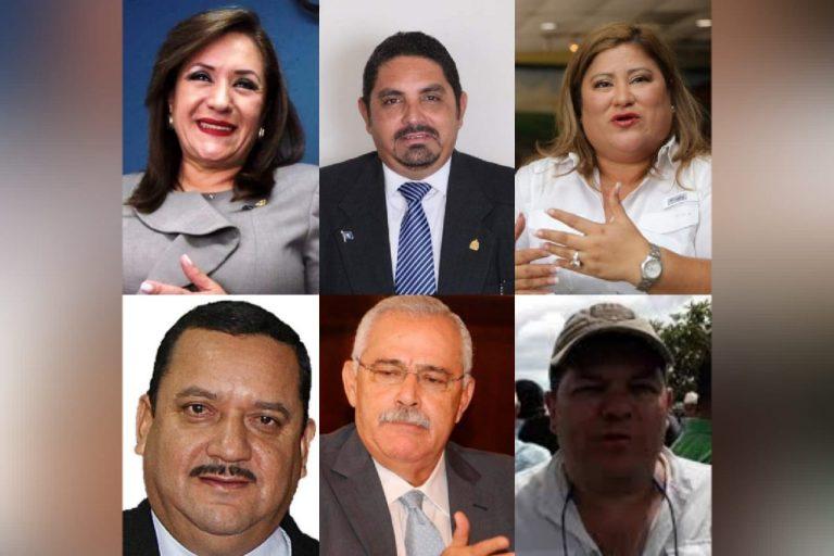 """La """"lista de corruptos"""" de Norma Torres: estos son los hondureños incluidos"""