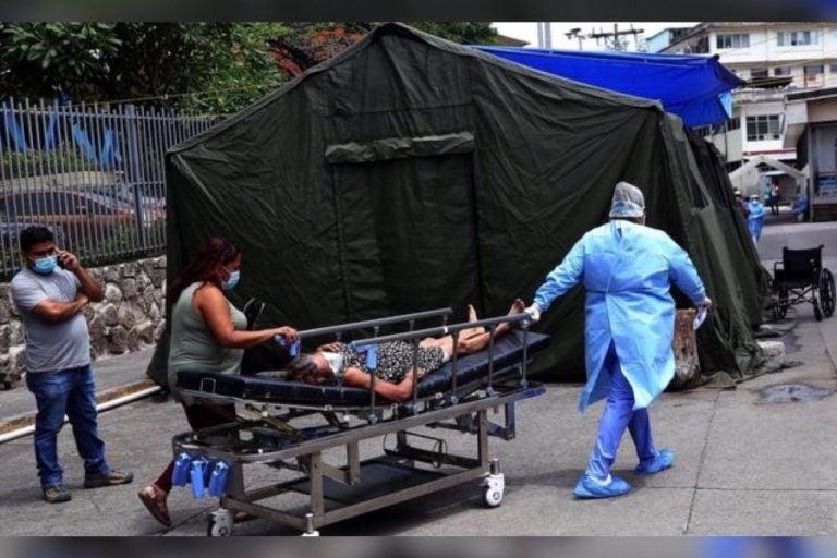 """Cifras del COVID en mayo, el mes """"más letal"""": hay hasta 40 muertos por día"""