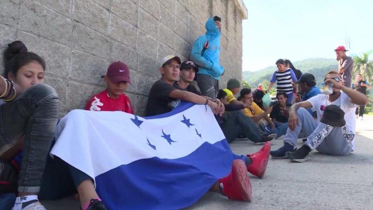 Honduras entra en lista de los países con más desplazados en el mundo