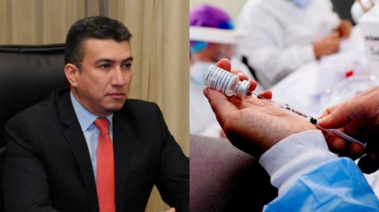 Rolando Argueta: Vacunación del IHSS margina a servidores judiciales