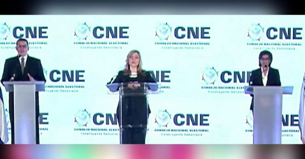 CNE elecciones generales Honduras