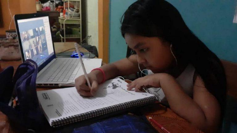 Honduras: 76 % de los niños recibe menos de 5 horas de clases a la semana