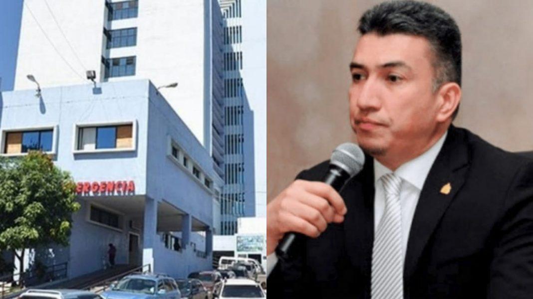 IHSS Rolando Argueta vacunación