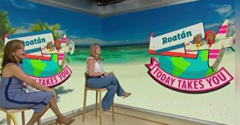 «¡Amo Honduras!»: NBC destaca Roatán como destino para visitar