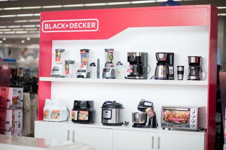 ¡Hay variedad de productos! Diunsa da la bienvenida a Black+Decker en varias tiendas