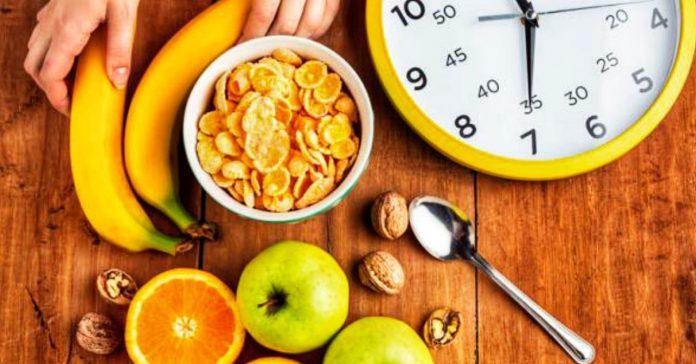 dieta DASH bajar peso