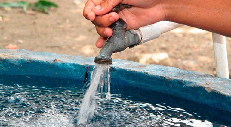 MAYO: SANAA define nuevo horario de distribución de agua en la capital
