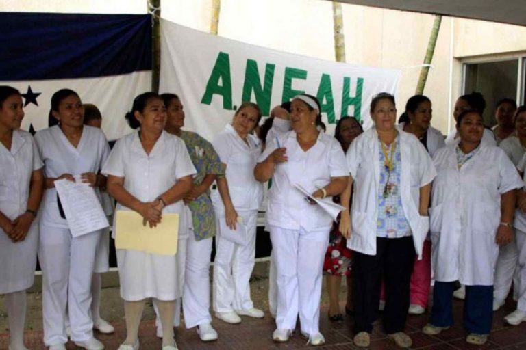 Salud y Aneeah logran diversos acuerdos que beneficiarían al gremio de enfermeros