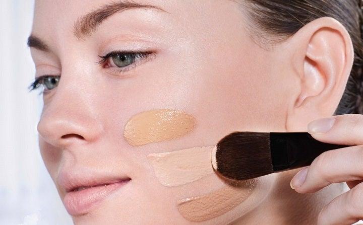 Consejos aplicar base disimular arrugas