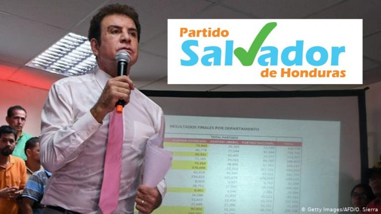 CNE declara inadmisible convocatoria de Salvador Nasralla para asamblea del PSH
