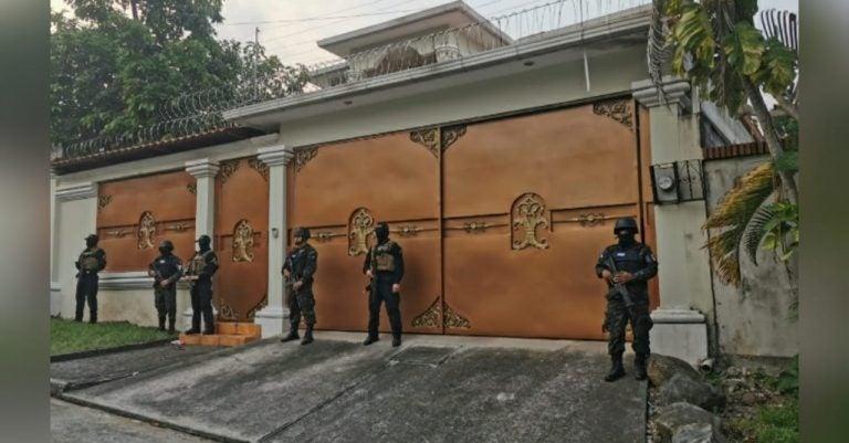 Ejecutan la Operación Escudo Regional VII contra miembros de maras y pandillas