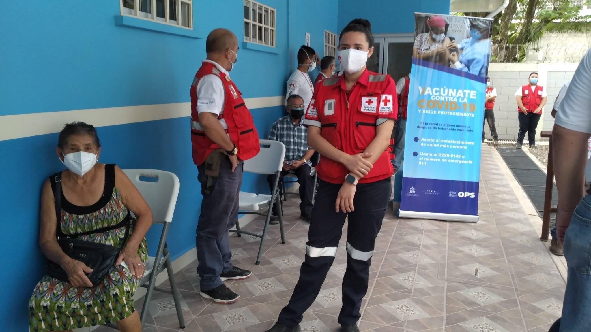 Cruz Roja denuncia