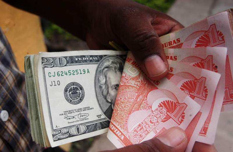 ingreso de remesas honduras