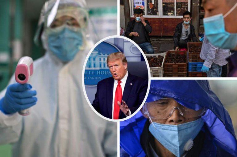 Origen del COVID-19: investigan casos de investigadores hospitalizados en 2019