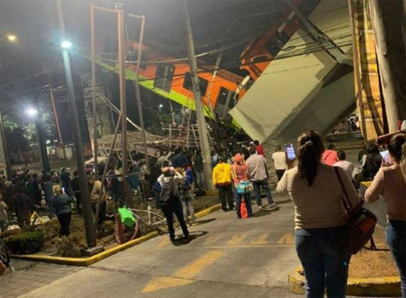 accidente en méxico
