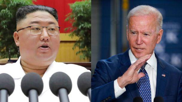 Corea del Norte Biden