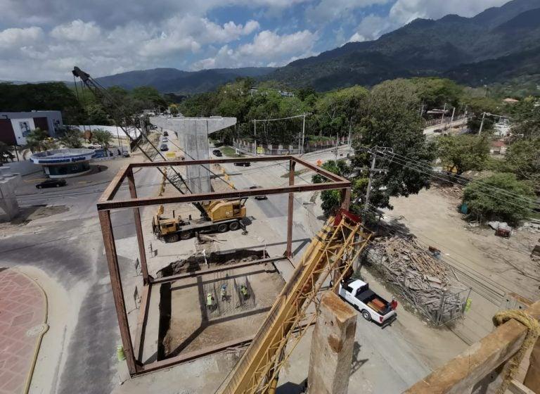 Municipalidad de SPS trabaja en 4 proyectos de pavimentación y construcción de puentes