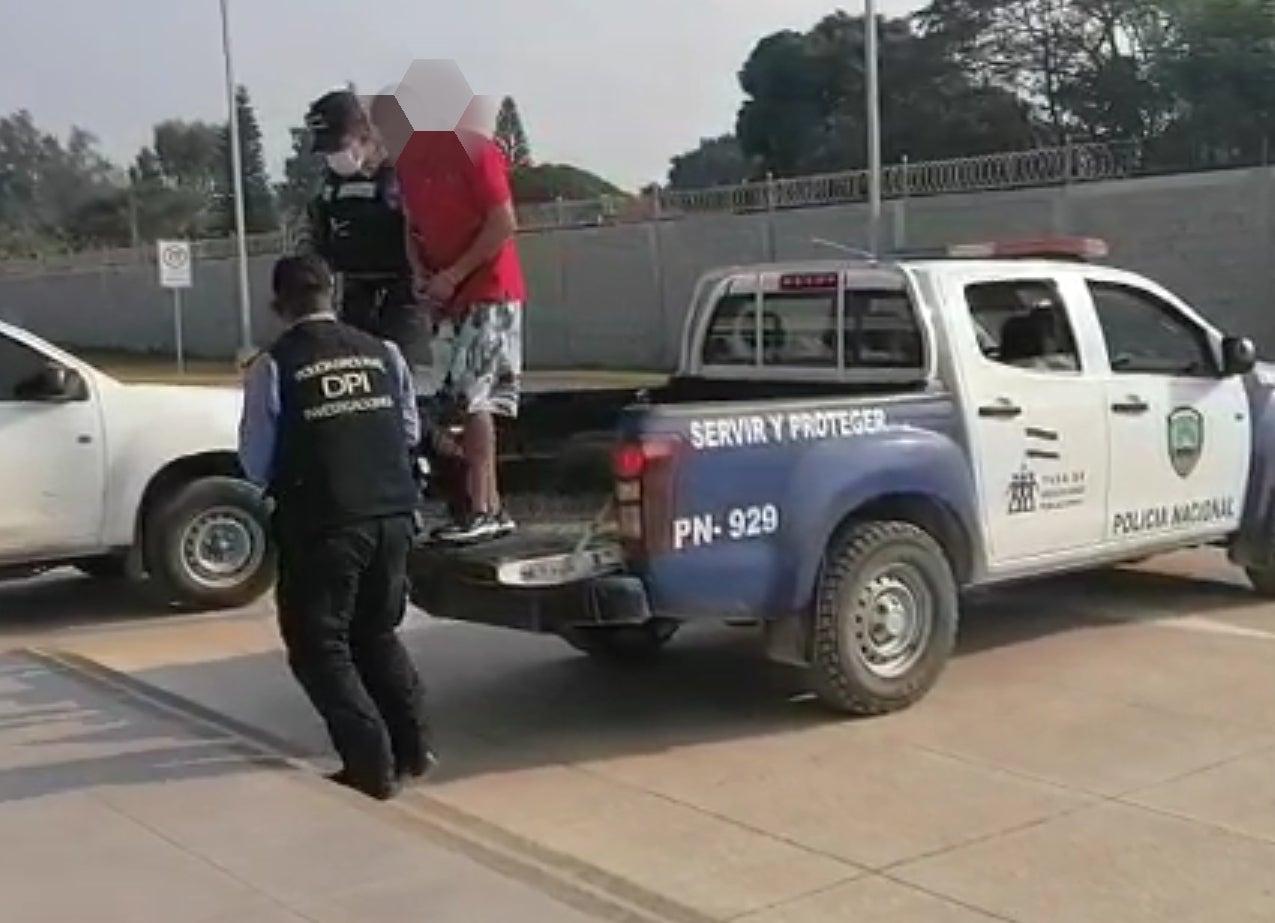 hermanos capturados Siguatepeque