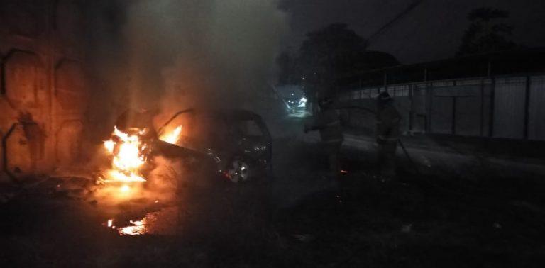 Joven de 15 años muere calcinado tras chocar contra puente en SPS