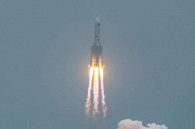 Cohete chino: ¿Cuándo y dónde podría caer, según los expertos?