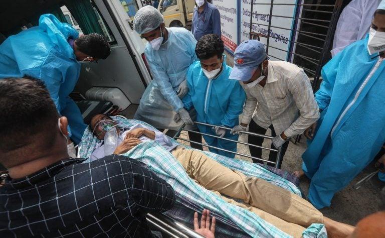 India: efecto secundario puede causar ceguera a supervivientes de COVID-19