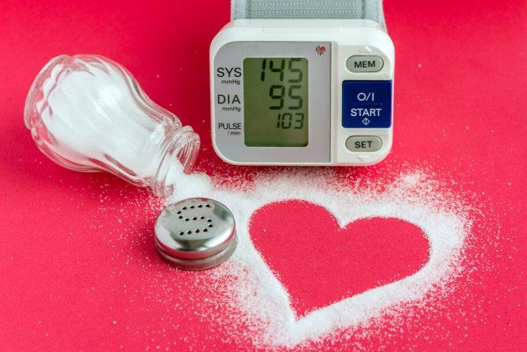SALUD   Seis alimentos bajos en sodio que ayudan a la salud del corazón