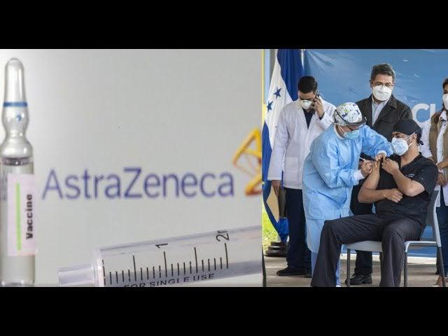 vacunas de AstraZeneca