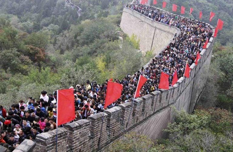 """China, de epicentro de la pandemia a la """"capital"""" del renacer turístico"""
