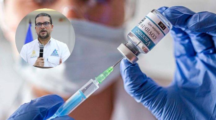 Arsa vacunas donadas El Salvador