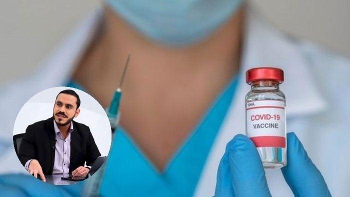 La única exigencia de El Salvador a los alcaldes que recibirán las vacunas