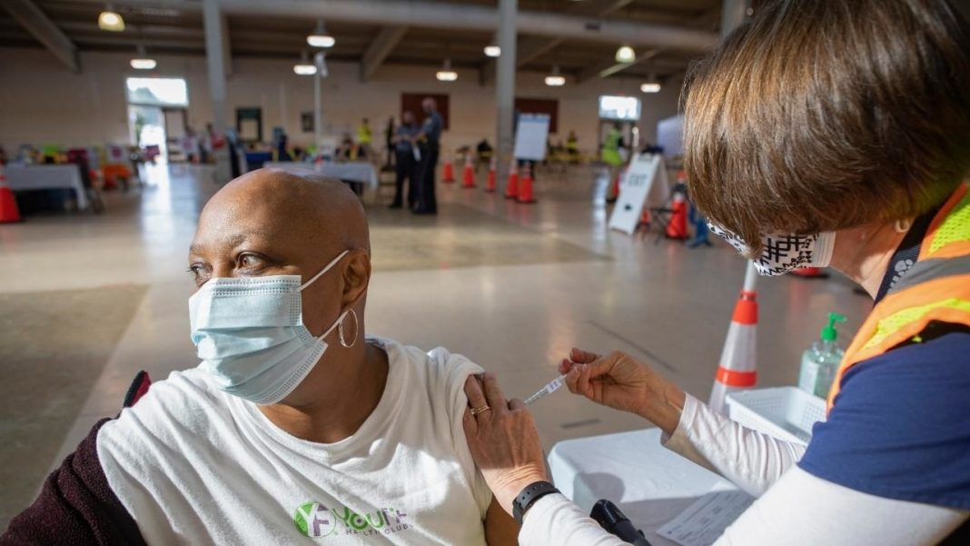 dinero por vacunarse en eeuu