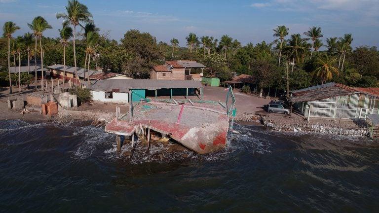 A partir del 2030, Honduras perderá gran parte de sus costas: estas zonas serán afectadas