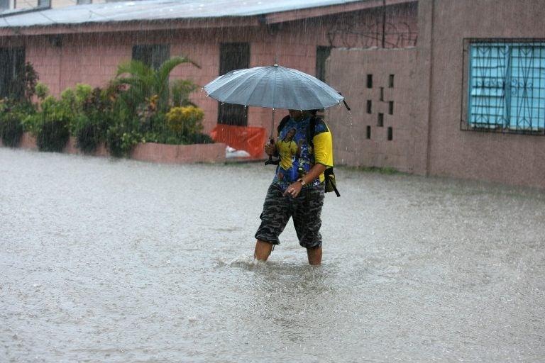 Honduras: ¿dónde se registrarán más lluvias en los próximos días?