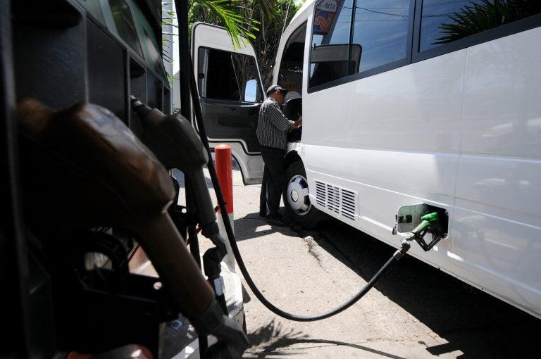 ¡Nuevamente! Precios de combustibles suben una vez más en Honduras