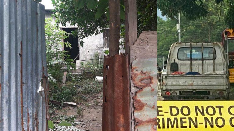 Ubican la «casa loca» donde habrían matado a víctimas de la masacre en SPS