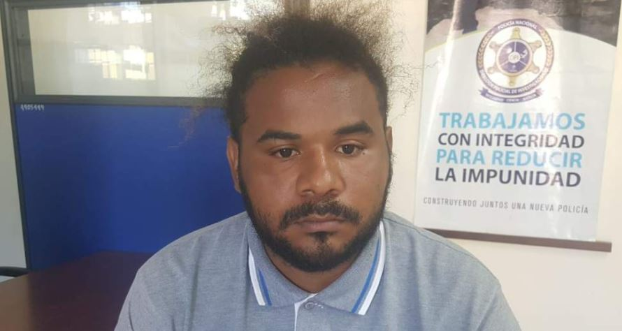 Capturan El Zambo Atlántida