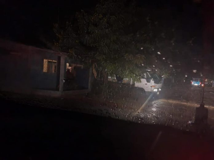 Chamelecón lluvias
