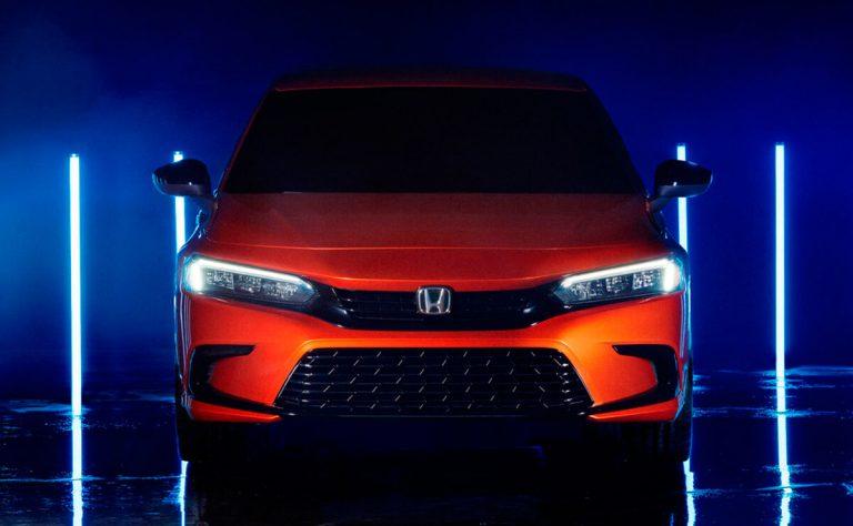 Así lucirá el nuevo Honda Civic hatchback 2022; debutará este mes