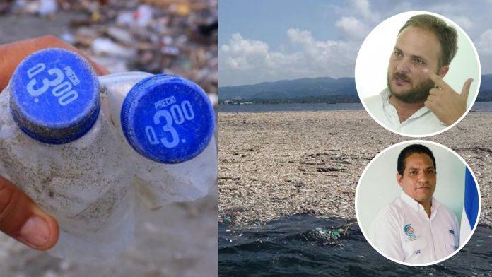 basura río Motagua