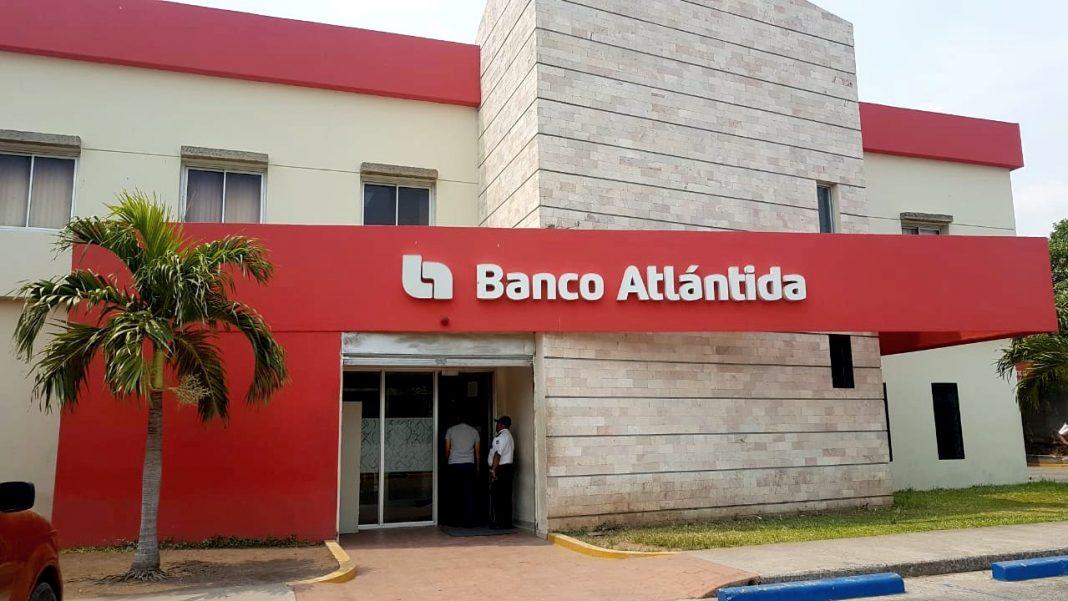 Banco Atlántida fondos retenidos